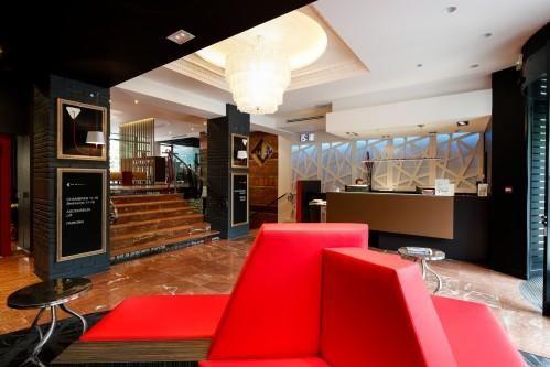 Hotel de Brienne - Hall