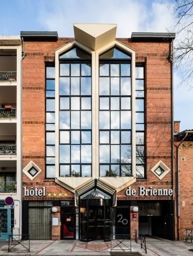 Hotel de Brienne - Exterior