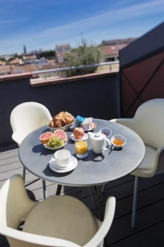 Hotel de Brienne - Déjeuner