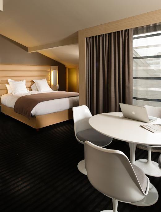 Hotel de Brienne - Chambre