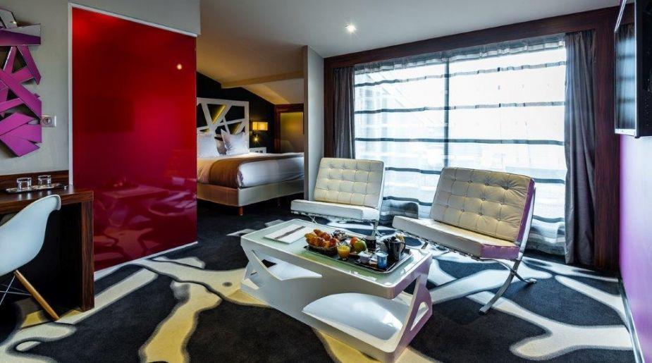 Hotel de Brienne - Habitación