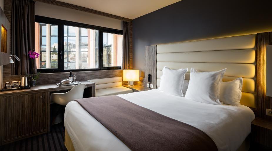 Hotel de Brienne - Chambre Double