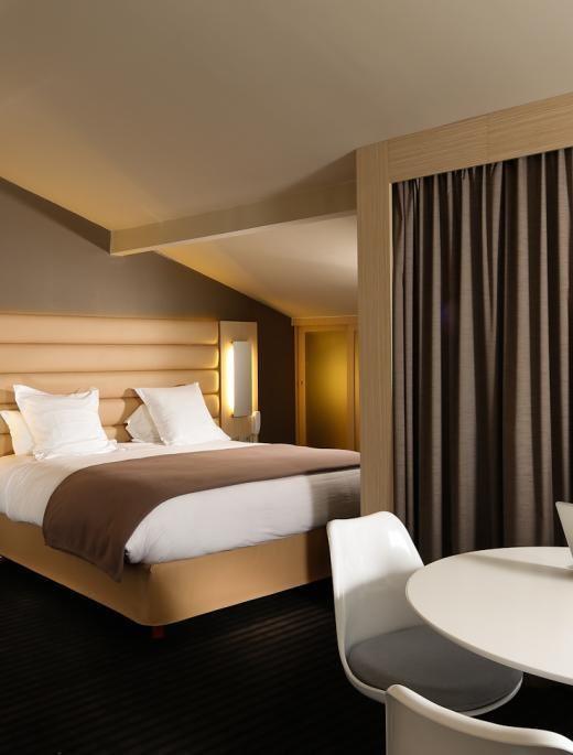 Hotel de Brienne - Room