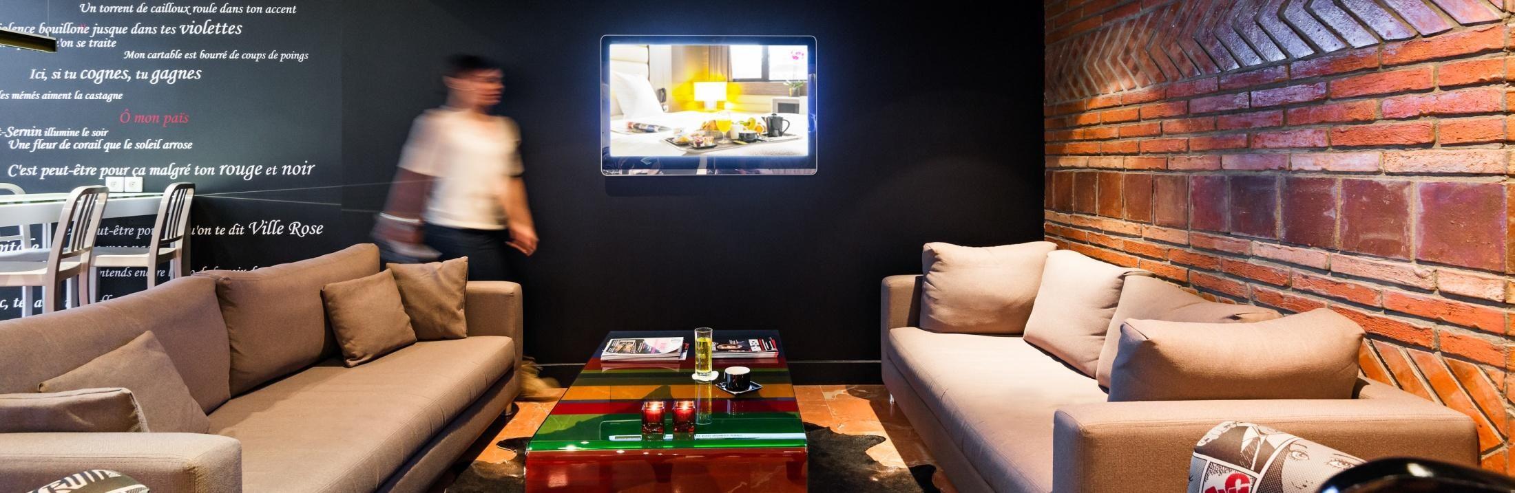 Hotel de Brienne - Lounge