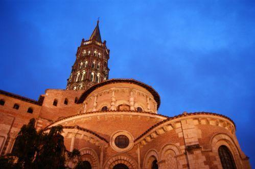Toulouse, Eglise Saint-Sernin